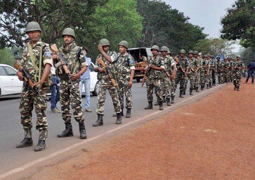 Jharkhand poll begins