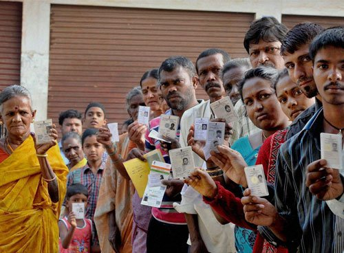 Voting picks up in Uttar Pradesh