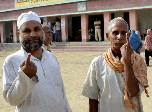58 percent vote in Bihar