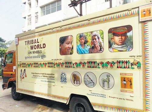Tribal products get a booster dose from Odisha govt