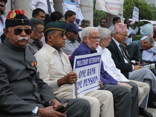 OROP scheme likely to be rolled out ahead of Bihar polls