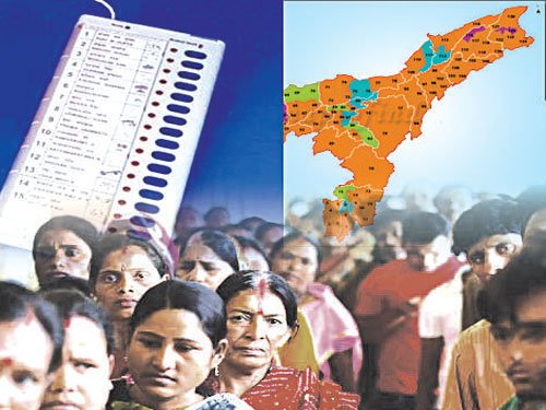 Assam polls: Political riddle for both Congress and BJP