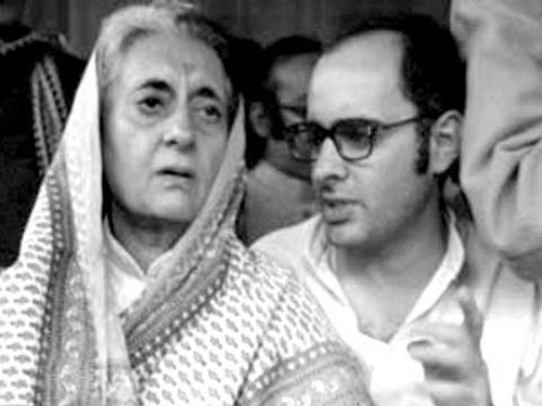 Bihar govt website says Indira's rule was worse than British