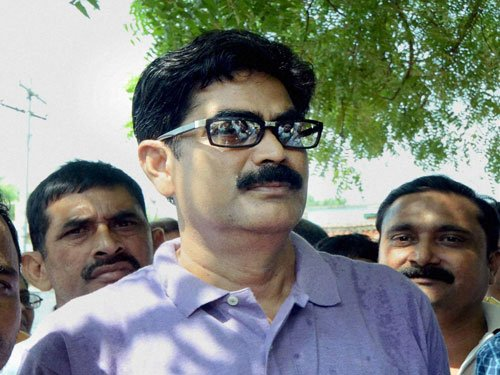 Shahabuddin's bail: SC rebukes Bihar government
