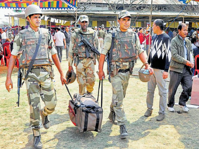 Manipur goes to polls today, all eyes on Irom Sharmila