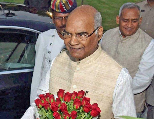 Prez election: Ram Nath Kovind resigns as Bihar Governor