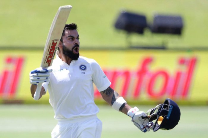 """""""Retaining the ICC Test Championship Mace once again is something we are all really proud of. Our team has been doing well across formats but it gives us extra pleasure to come out on top of the Test rankings,"""" India captain Virat Kohli said reiterating h"""