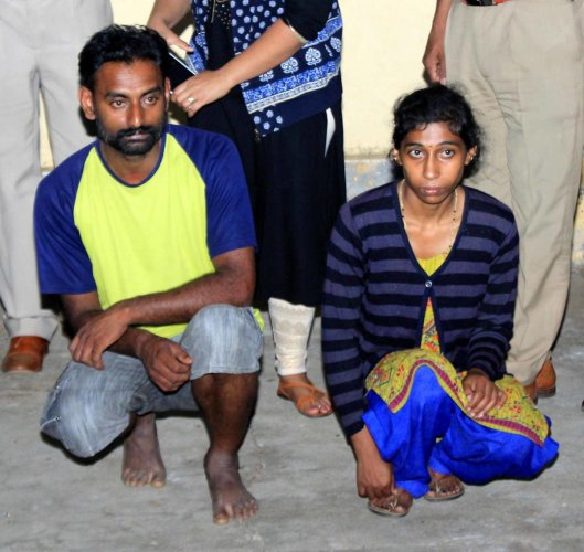 M S Ravi and Likhita were arrested in connection with the murder of a woman in Madikeri.
