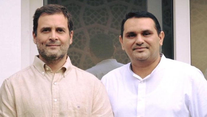 The statement came after Modi declared the Congress is scared to field leaders from constituencies where the majority dominates in terms of voters. File photo