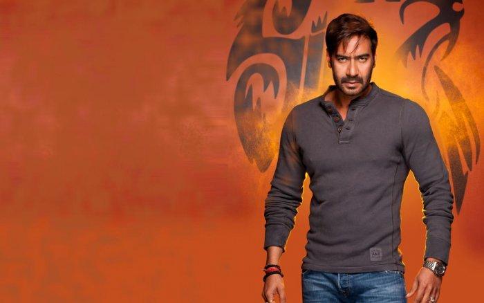 "Ajay was talking on the sidelines of the trailer launch of his film ""De De Pyaar De"". File photo"