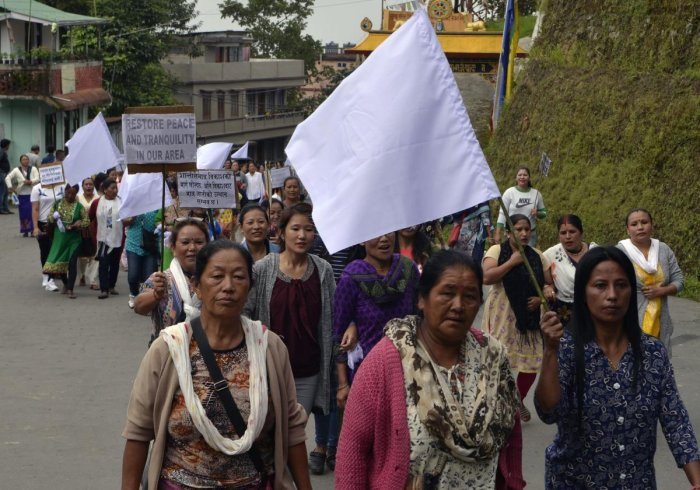 For the first time in over two decades the statehood demand for Gorkhaland will not be a poll issue in Darjeeling. (AFP File Photo)