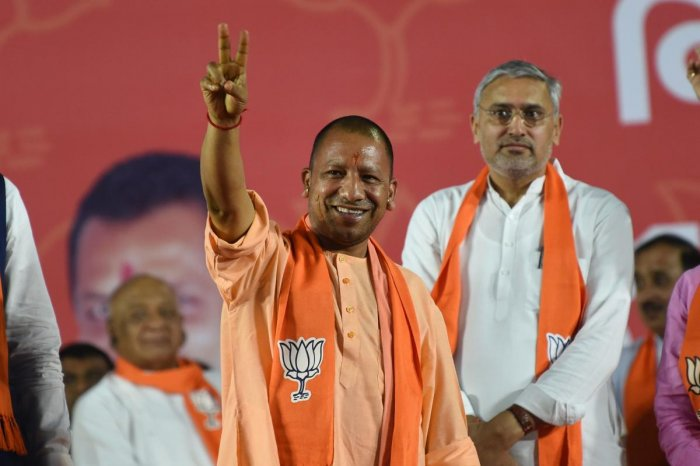 Uttar Pradesh Chief Minister Yogi Adityanath. (AFP File Photo)
