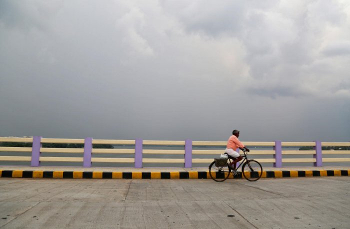 The monsoon season delivers about 70 percent of India's annual rainfall and is key to the success of the farm sector in Asia's third-biggest economy. Reuters File photo