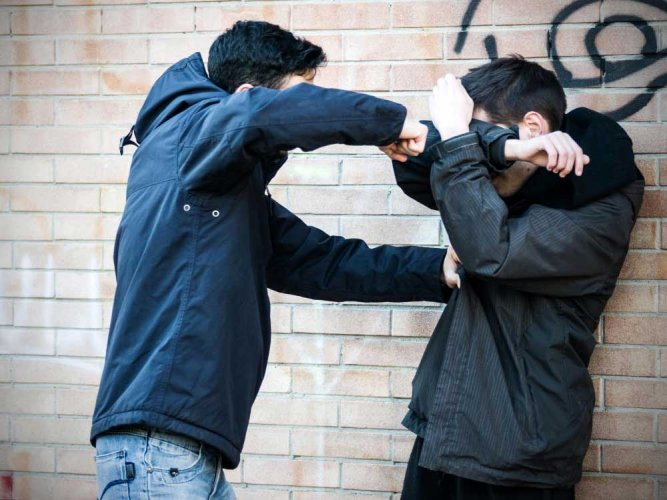 Even today, physical violence is the only form of bullying that is called out. Source: Getty images for representation.