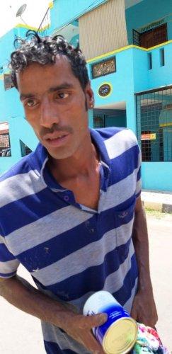 Rajendra, the accused.