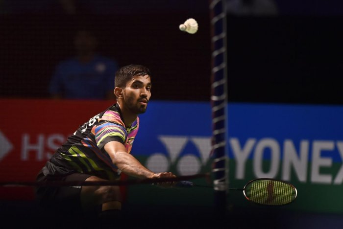 India's Kidambi Srikanth went down fighting to Chen Long of China in the quarterfinal of the Malaysian Open. PTI File Photo