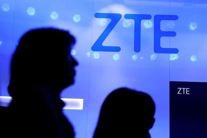 ZTE. Reuters file photo