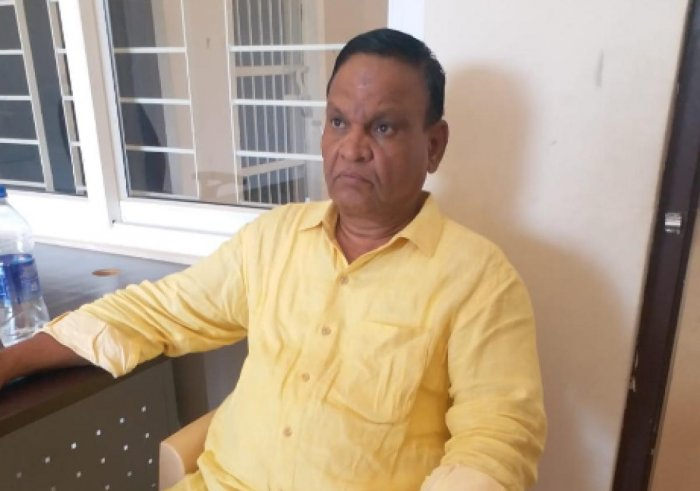 Kanakapura Srinivas. DH file photo