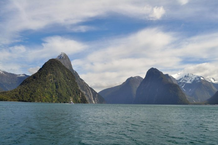 New Zealand. PHOTOS BY AUTHOR
