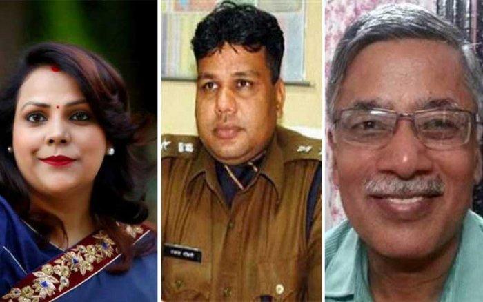 Mukul Choudhary, Pankaj Chaudhary and Umrao Salodia