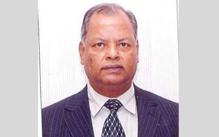 K Chandramouli
