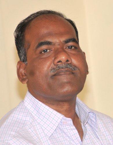 Prof B P Maheshchandra Guru
