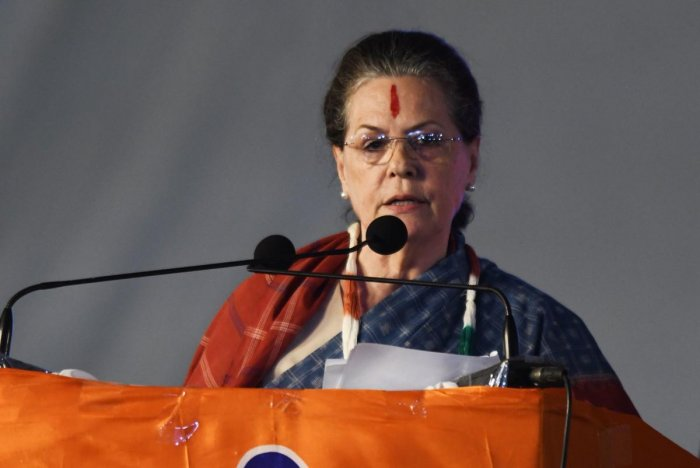 Sonia Gandhi, who has been representing the seat since 2004, will contest against Dinesh Pratap Singh, who had recently joined the Bharatiya Janata Party after leaving the Congress. AFP File photo