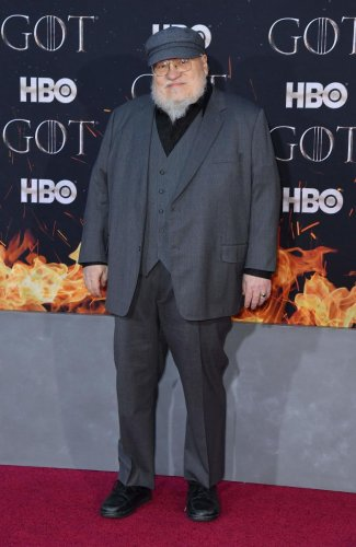 "Martin is also attached as co-executive producer on the ""GOT"" spin-off, tentatively titled ""The Long Night"", with writer Jane Goldman. AFP File photo"