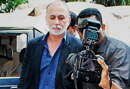 Tejpal's daughter examined by Goa Crime branch