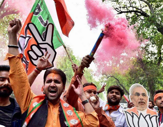 Have nos to form govts in Manipur, Goa: BJP; Congress says 'murder' of democracy