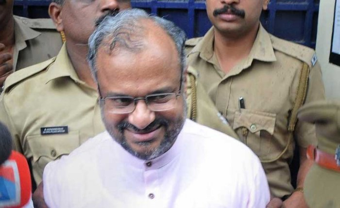 Franco Mulakkal. (PTI File Photo)