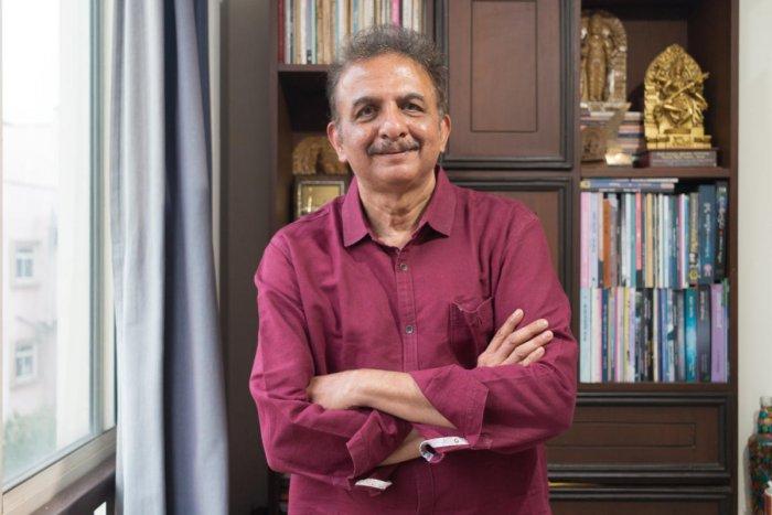Jayant Kaikini now lives in Bengaluru.