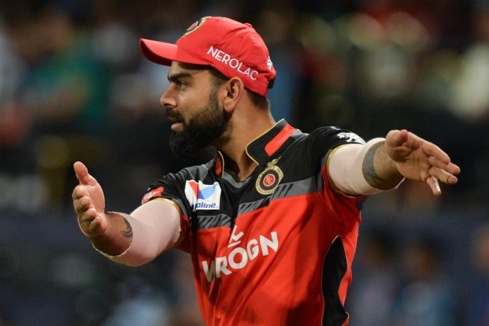 Royal Challengers Bangalore skipper Virat Kohli has cut a sorry figure for yet another season. PTI
