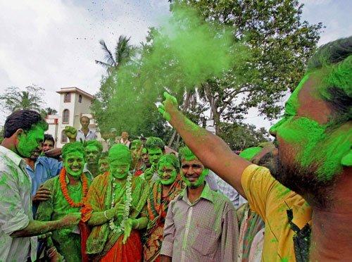 TMC leads in Bengal panchayat polls