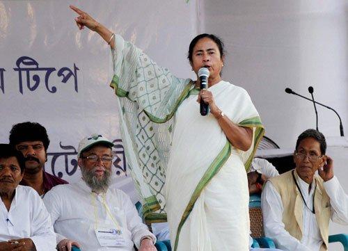 No chopper, no TMC rally, says Mamata