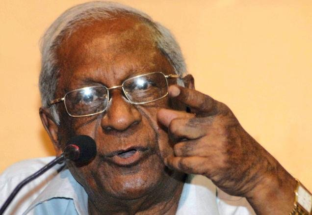 Veteran CPI leader A B Bardhan on West Bengal chief minister Mamata Banerjee