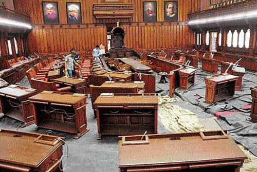 Cong, BJP, JDS bag one council seat each