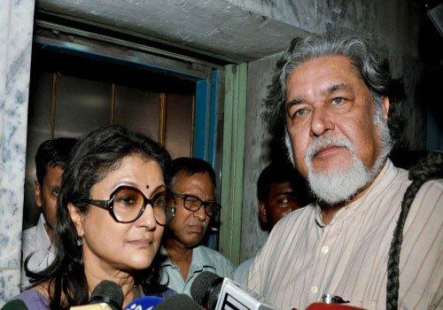 Saradha scam: Aparna Sen, Trinamool minister grilled by ED