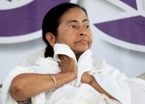 Trinamool MP names Didi in Saradha scam