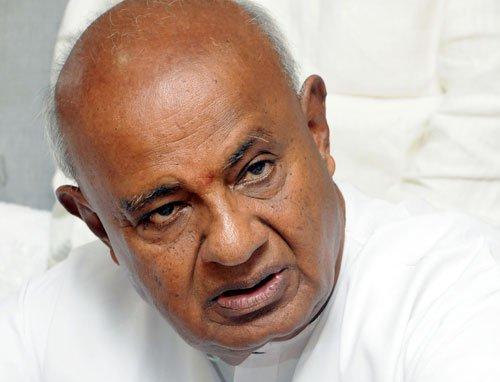 Wrong time for Parivar revival talks, says Deve Gowda