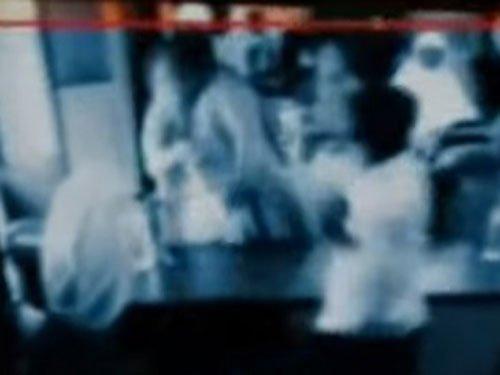 Karnataka : JDS councillor caught on camera assaulting woman