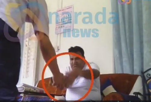 Video showing TMC leaders accepting bribe surfaces