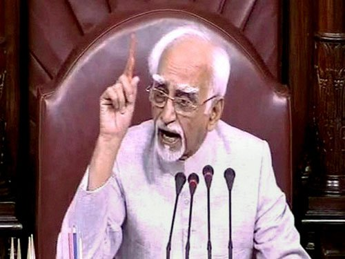 Trinamool member rakes up chopper issue in RS, punished