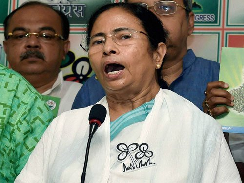 Mamata elected TMC legislature party leader, stakes claim to form govt
