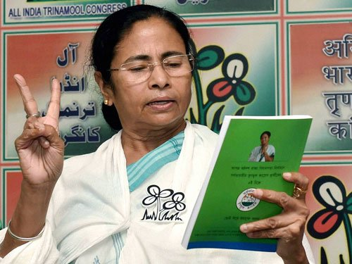 TMC eyes major role in next central govt formation