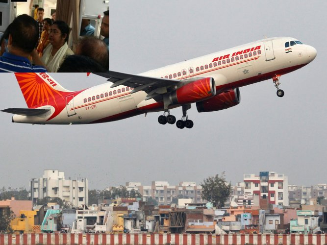 TMC MP loses cool over seats, delays AI flight by 40 minutes