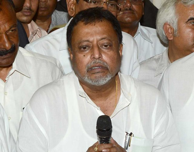 Mukul Roy making desperate attempts to please BJP: TMC