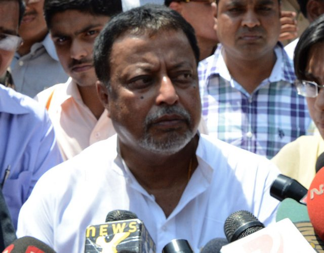 Suspended TMC leader resigns from RS