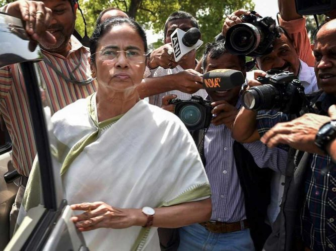 Time for BJP to pack up and go: Mamata Banerjee