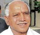 Yeddyurappa blames JDS, Congress for illegal iron ore exports